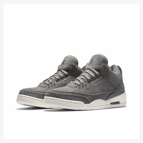 Tênis Nike Air Jordan 3 Retro Wool Gs