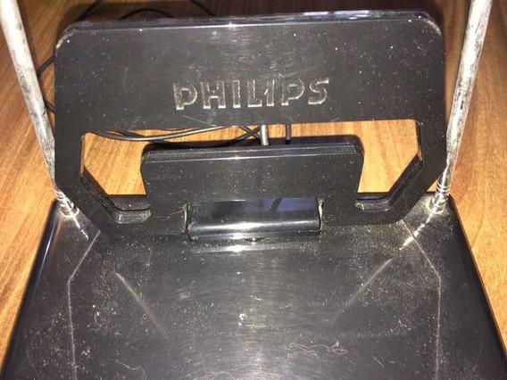 Antena Analógica Philips Vhf/uhf/fm