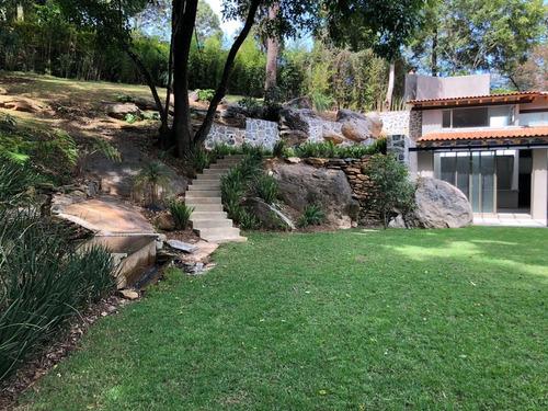 Imagen 1 de 14 de Residencia En Venta, Avandaro