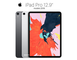 iPad Pro 12.9 3ra Gen 4g Lte 1tb / Stock Ya! / Apple 2018