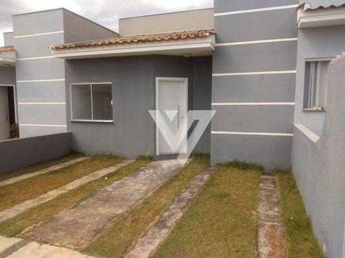 Imagem 1 de 10 de Casa Com 3 Dormitórios À Venda - Residencial Reserva Ipanema - Sorocaba/sp - Ca1487