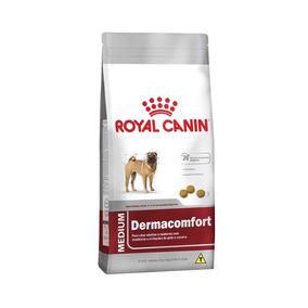 Ração Royal Canin Medium Dermacomfort - Cães Adultos - 10,1k