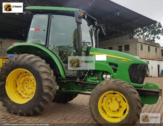 Trator Agrícola John Deere 5085e