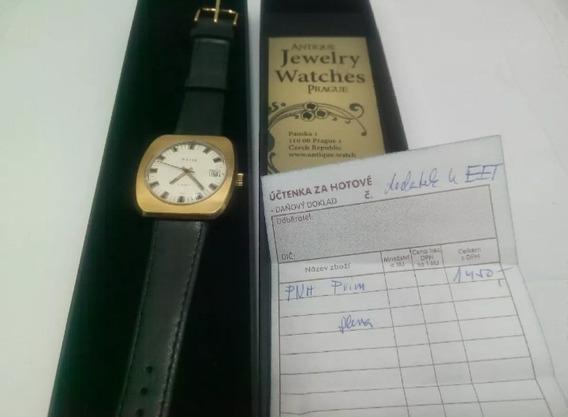 Relógio Prim República Tcheca
