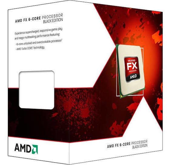 Processador Fx 6100 X6 3.3 Ghz Am3+