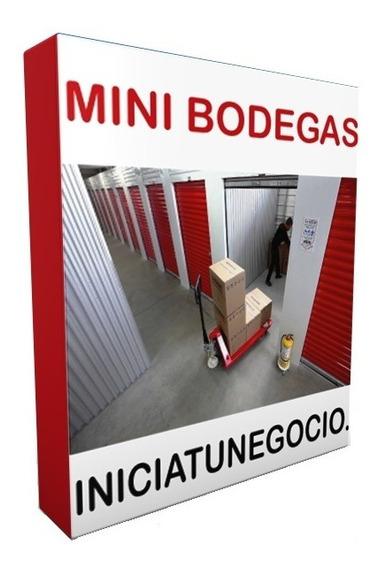 Inicia Negocio De Renta De Mini Bodegas - Guia De Negocio