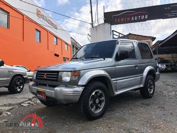 Mitsubishi Montero 2.4 1999