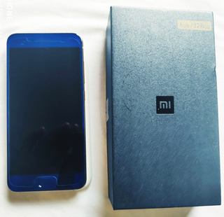 Xiaomi Mi6 Mi-6 Mi6 128gb Snap 835 Ceramic Edition Gold