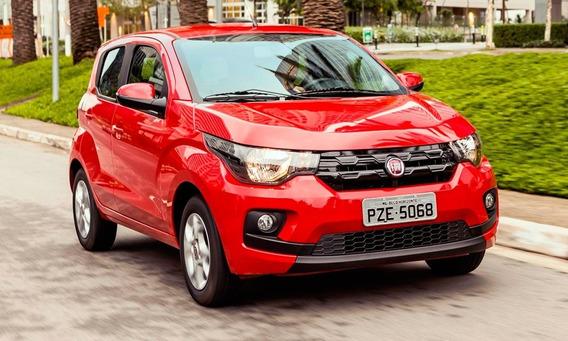 Fiat Mobi 0km 100% Financiado Cuotas Promo Uber Online *