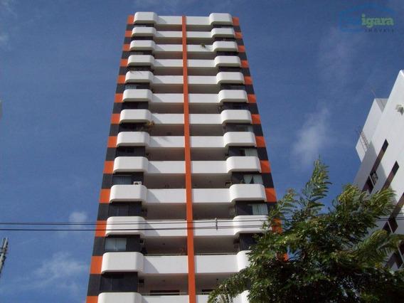 Apartamento Com 1 Dormitório Para Alugar, 51 M² Por R$ 1.350,00/mês - Caminho Das Árvores - Salvador/ba - Ap0223