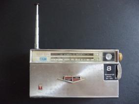 Radio Portátil Mitsubishi 8x-584 Não Funciona