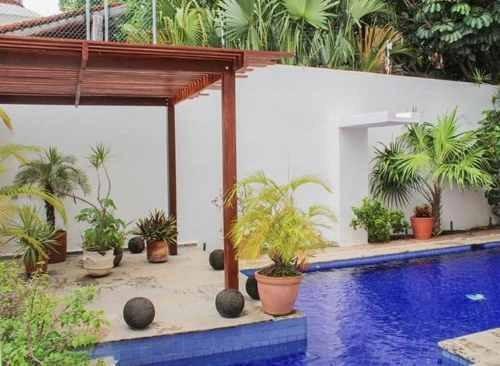 Casa En Renta Super Amplia 3 Recamaras Con Alberca Sm3