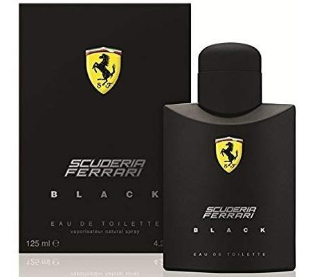Perfume Ferrari Black 125 Ml
