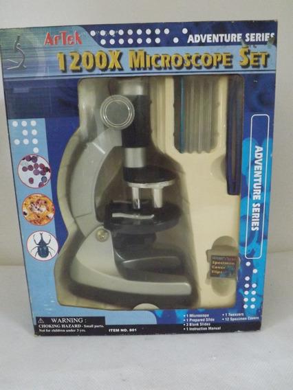 Microscópio 1.200 Aventure Series #110344