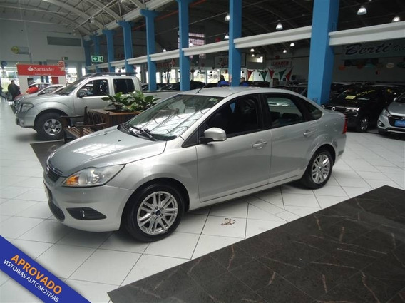 Ford Focus Sedan Glx 2.0 4p Flex Automatico