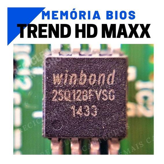 Memoria Eprom Gravada Trend Hd Maxx