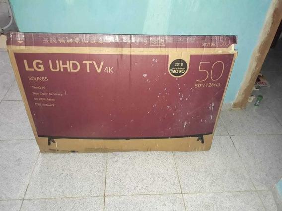 Tenho Uma Smart Tv Lg De 50 Polegada 4 K Precisa Trocar A Te