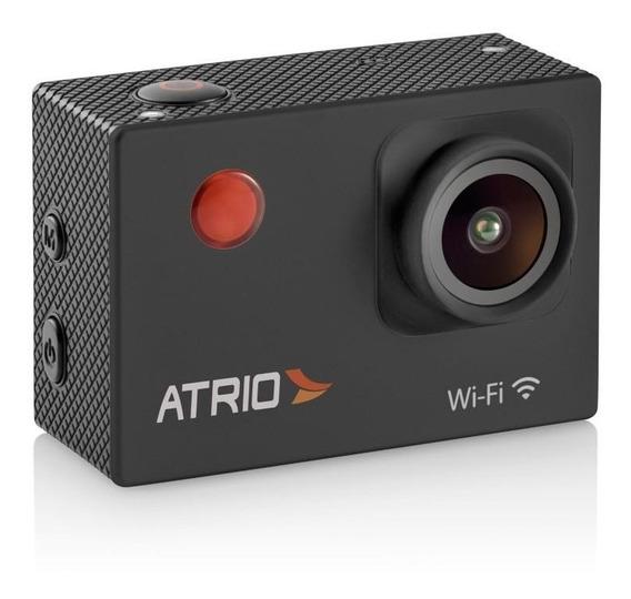 Câmera De Ação Atrio Fullsport Cam 2.0 Lokocam - Dc184 -