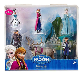 Set De Figuras Frozen Disney Collection
