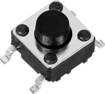 5 Micro Botones Pulsadores Hay Variedades