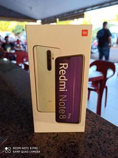Vendo Xiaomi 8 Pro 64 Gb Memória Interna, Mais 128 Extern