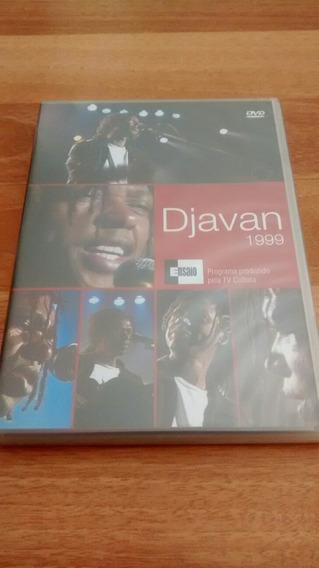 Dvd - Djavan - Ensaio 1999