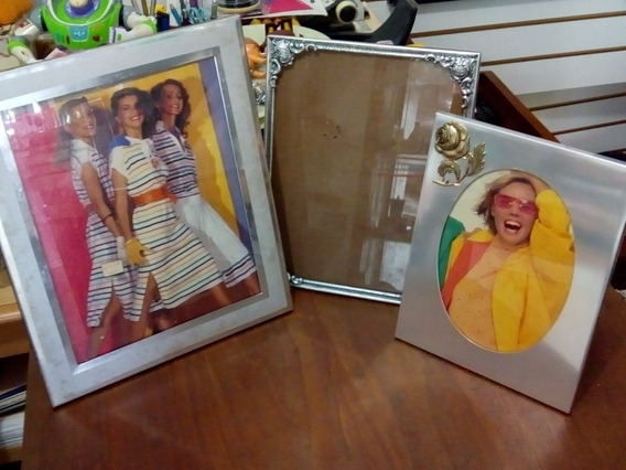 3 Portas Retrato Anos 70/80. Sem Uso.