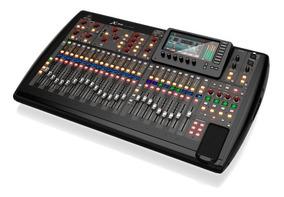 Mesa Digital X32 Behringer Full 2 Anos Garantia Frete Gratis
