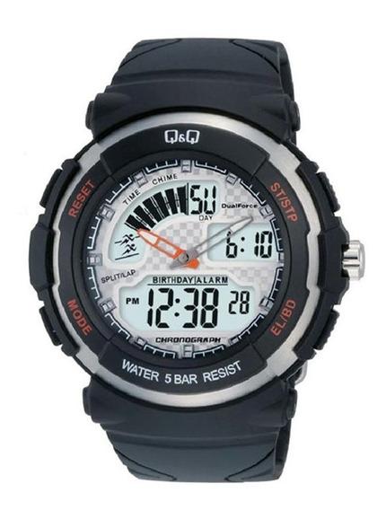 Relógio Q&q By Japan Masculino M012j001y C/ Garantia E Nf
