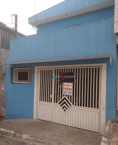 Imagem 1 de 12 de Terreno À Venda, 189 M² Por R$ 830.000,00 - Vila Santa Clara - São Paulo/sp - Te0405