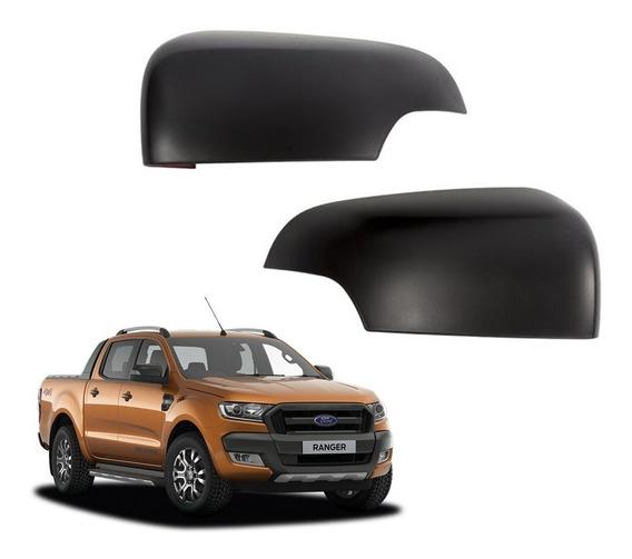 Aplique Capa Retrovisor Ford Ranger 2013 A 2019