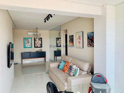 Apartamento Com 2 Dorms, Vila Mathias, Santos - R$ 458 Mil, Cod: 64152791 - V64152791