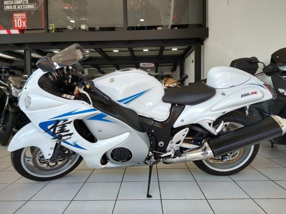 Suzuki Gsx 1300r Hayabusa Branca 2011