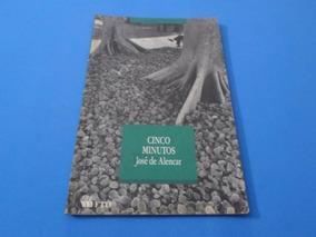 Cinco Minutos - José De Alencar - Ftd 2ª Edição