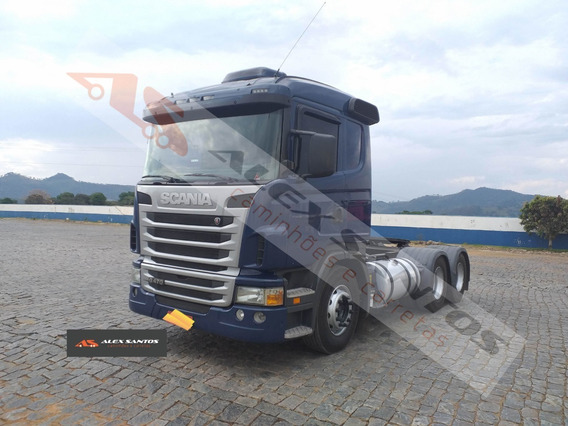 Scania G 470 6x4