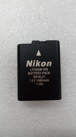 Bateria Nikon En-el21 Enel21 1 V2 1 V2