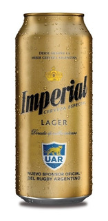 Lata Imperial 473cc Pack X 24