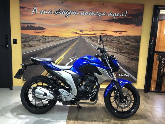 Yamaha Fazer 250 Abs 2019 Impecavel Com 2700km