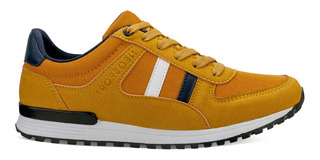 Neosport Tenis Sneakers Casuales Textura Rayas Moda 6691061
