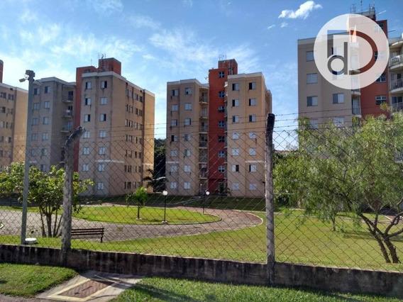 Apartamento À Venda Por R$ 250.000 - Parque Dos Cocais - Valinhos/sp - Ap1386