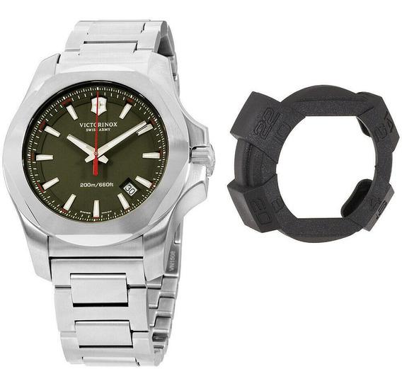Relógio Masculino Victorinox 241725.1 Aço Inox