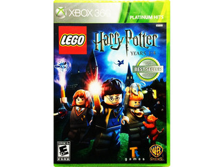 Lego Harry Poter Years 1-4 Nuevo - Xbox 360