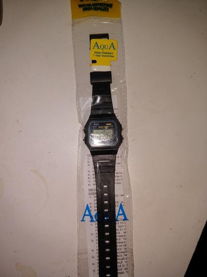 Relógio Aqua