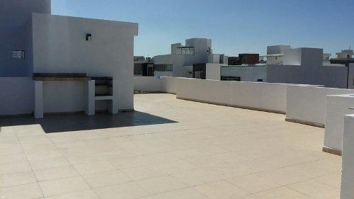 Preciosa Casa En El Refugio, Roof Garden, 4 Habitaciones..