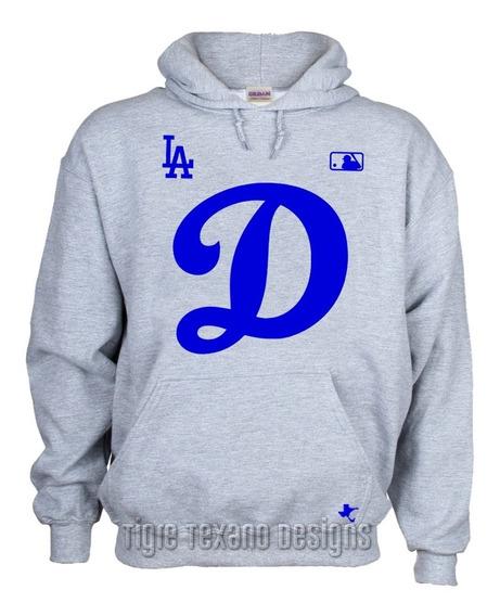 Sudadera Dodgers Los Angeles Mod. G2 By Tigre Texano Designs