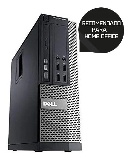 Pc Desktop Core I5 3.20ghz 4gb Dvd Hd 320gb Dell Brinde