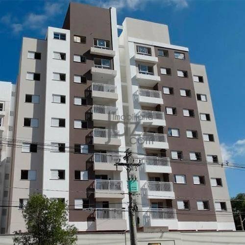 Lindo Apartamento Com 2 Dormitórios À Venda, 73 M² - Jardim Amanda I - Hortolândia/sp - Ap3129