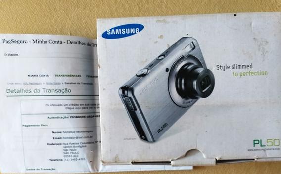 Camera Digital Samsung Pl50