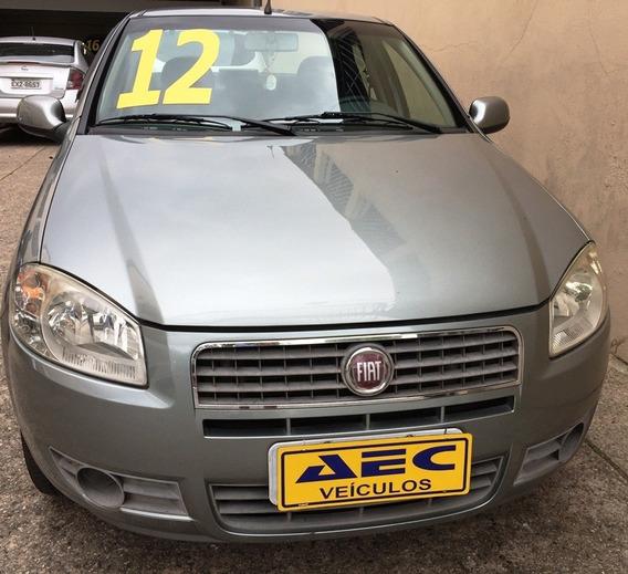 Fiat Siena El 1.4 Flex Celebration - 2012