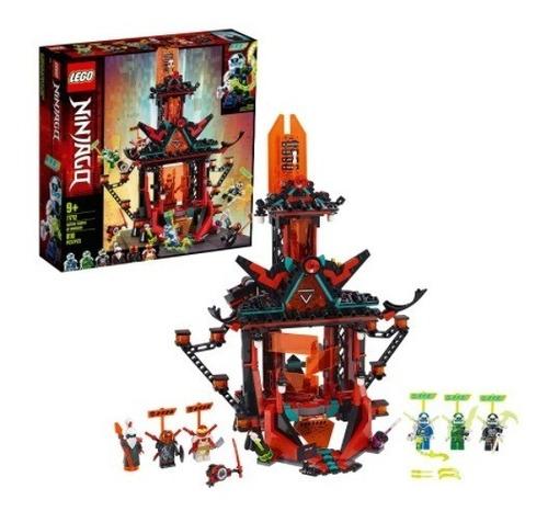Imagen 1 de 4 de Lego Ninjago Empire Temple Of Madness 71712. A Pedido!